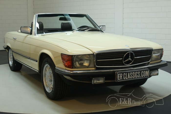 Mercedes-Benz 380 SL 1984  for sale