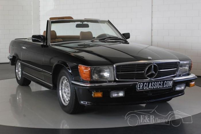 Mercedes-Benz 380 SL Cabriolet 1985 for sale
