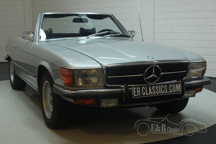 Mercedes-Benz 450SL cabriolet 1972 for sale