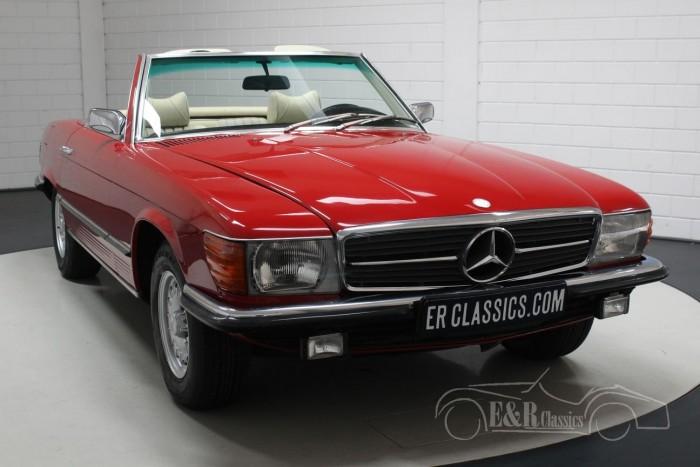 Mercedes-Benz 450SL Cabriolet 1976 for sale