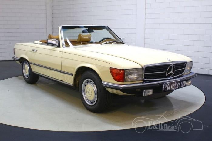 Mercedes Benz 450 SL de vânzare