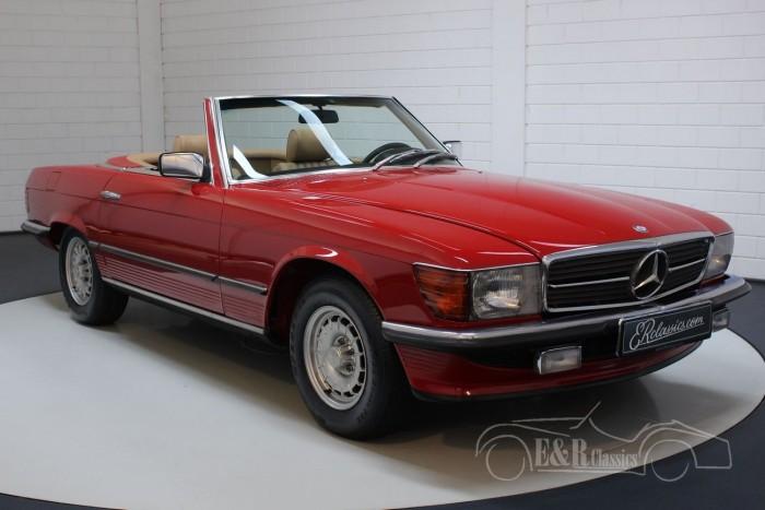 Mercedes-Benz 450SL 1980  for sale