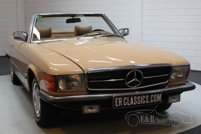 Mercedes-Benz 450SL Cabriolet 1979  for sale