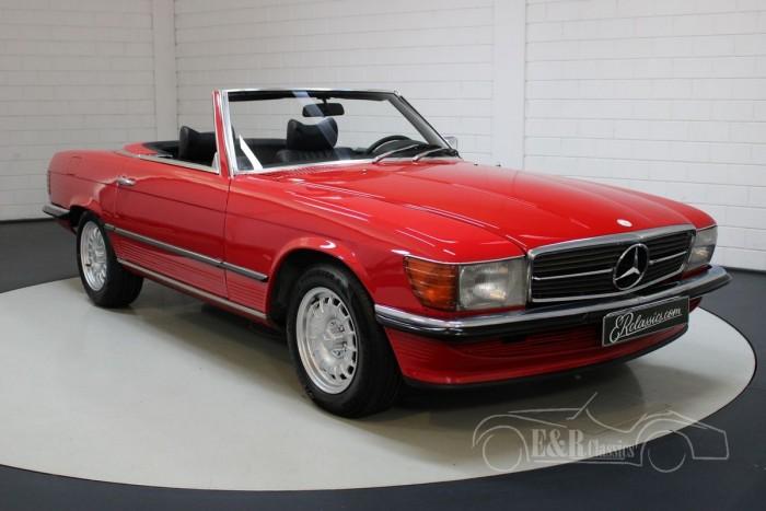 Mercedes-Benz 450SL 1974 for sale