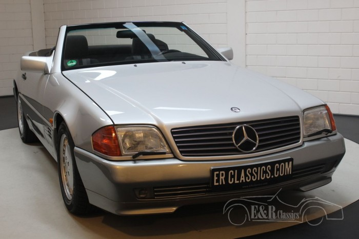 Mercedes-Benz 500 SL 1991 for sale