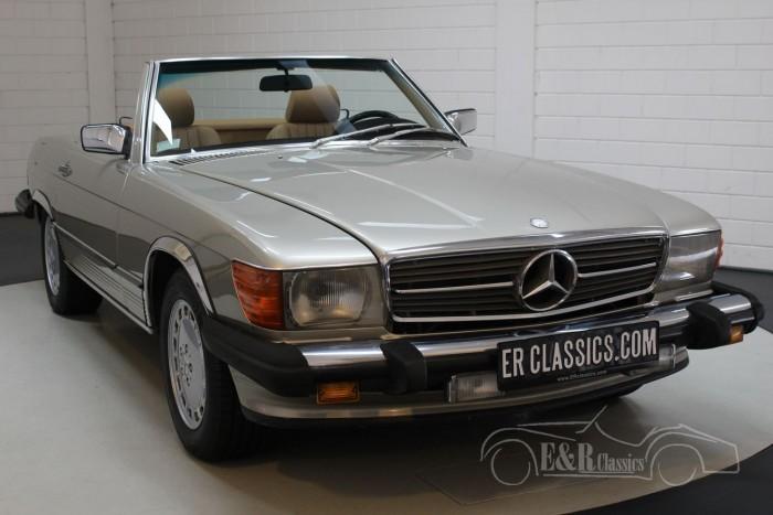 Predaj Mercedes-Benz 560 SL Roadster 1986