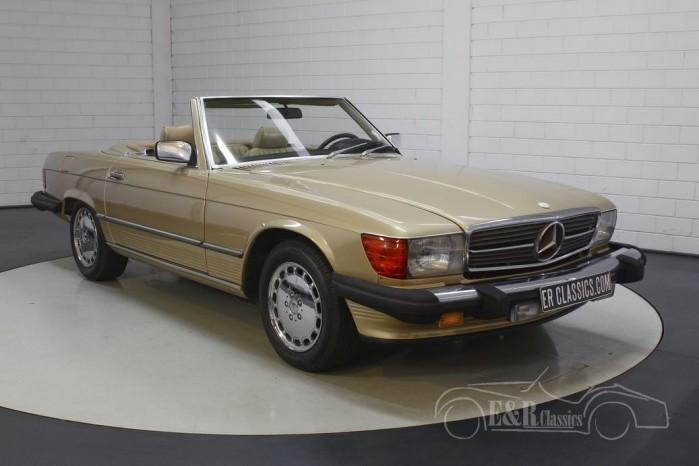 Mercedes-Benz 560 SL Cabriolet de vânzare