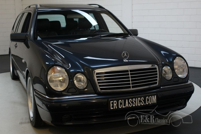 Mercedes-Benz E55 AMG Combi 1999  for sale