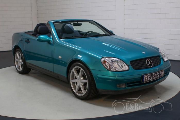Mercedes-Benz SLK 200 for sale