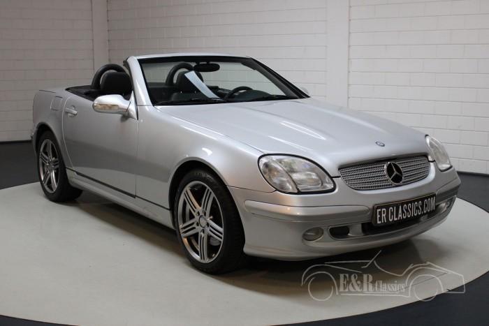 Sprzedaż Mercedes-Benz SLK 320