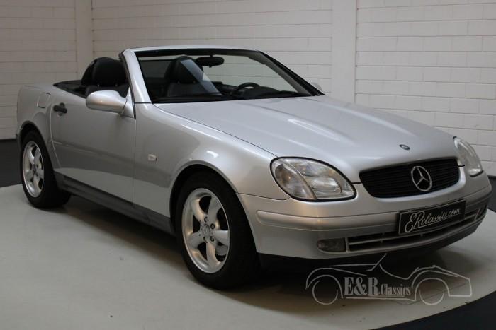 Mercedes-Benz SLK 200 1998 for sale