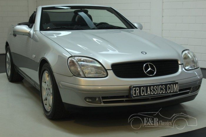 Mercedes Benz SLK 200 cabriolet 1999  for sale