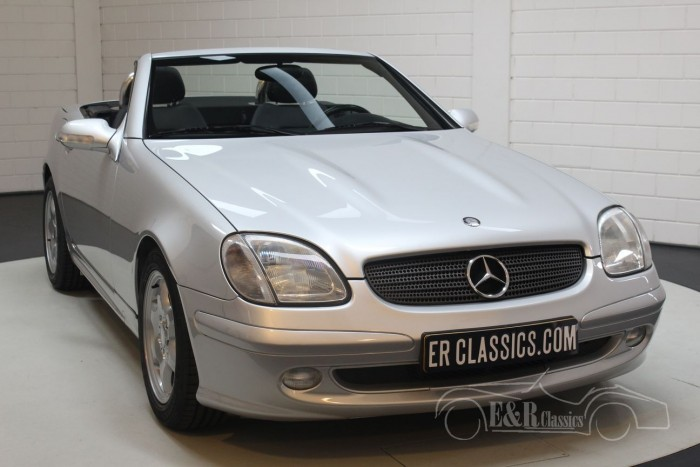 Mercedes-Benz SLK200 2000 for sale