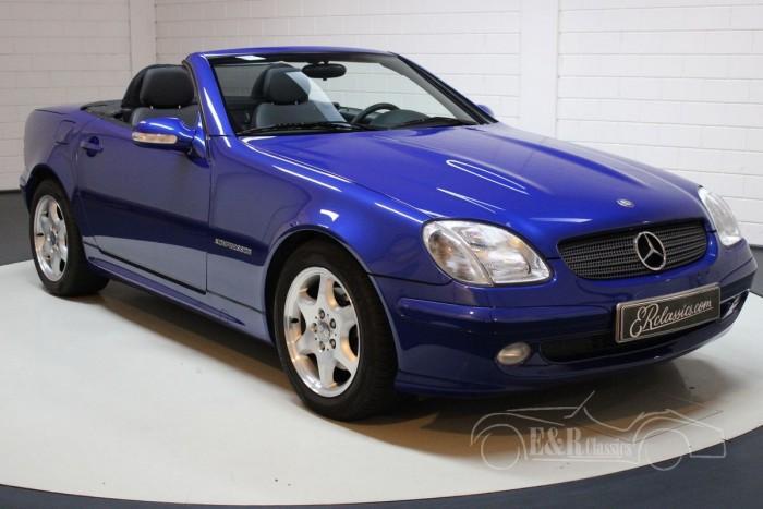 Predaj Mercedes-Benz SLK 200 2002