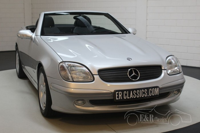 Mercedes-Benz SLK 200 2003 for sale