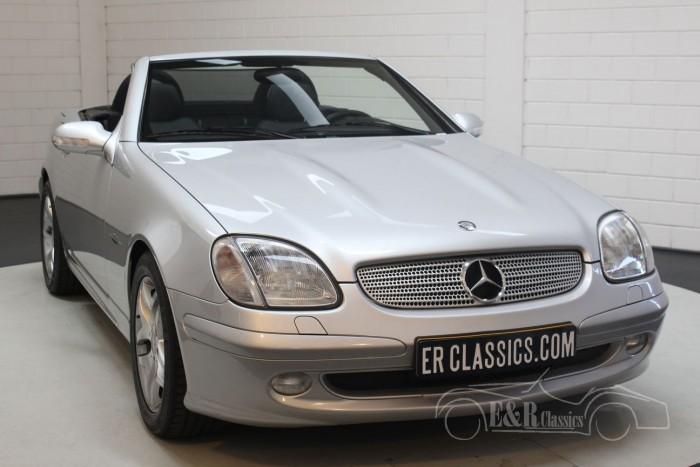 Mercedes-Benz SLK 200 Kompressor 2003 for sale