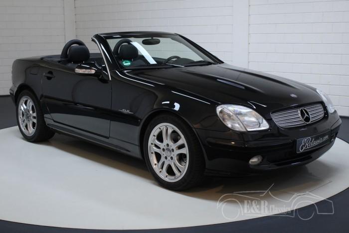 Mercedes-Benz SLK 200 Final Edition 2003  for sale