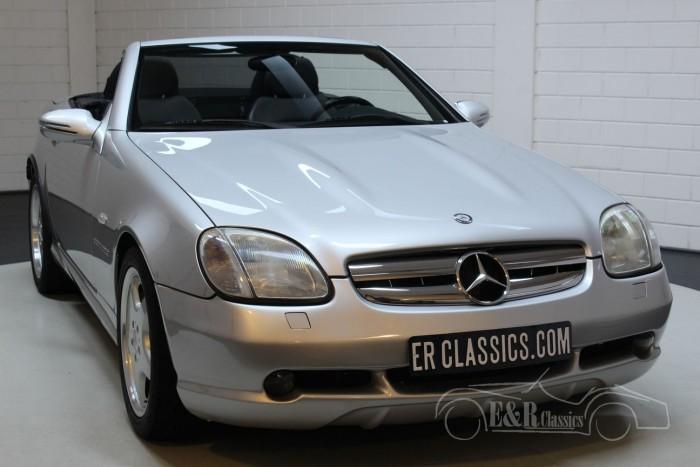 Mercedes-Benz SLK 230 1997 for sale