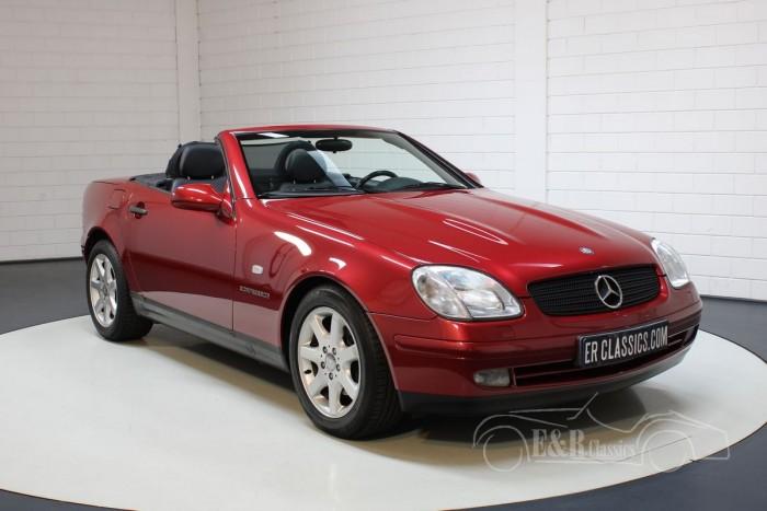 Sprzedaż Mercedes-Benz SLK 230