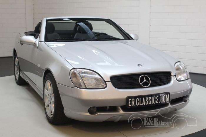 Mercedes-Benz SLK230 Kompressor 1999 eladása