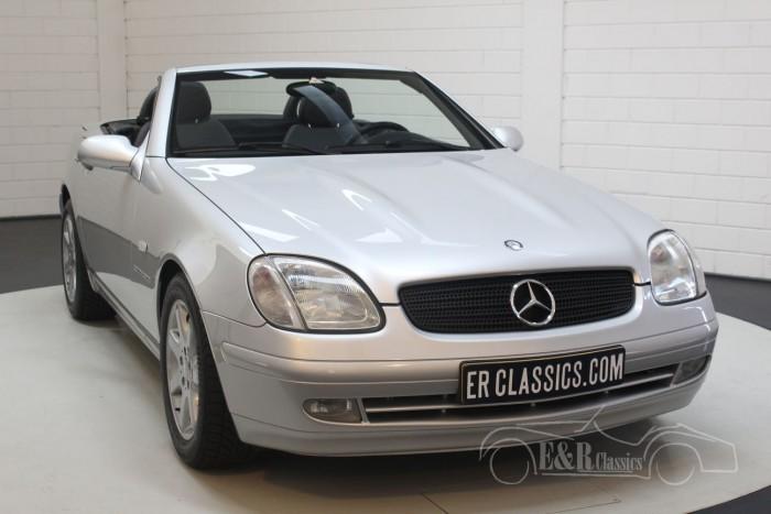 Mercedes-Benz SLK230 2000 for sale