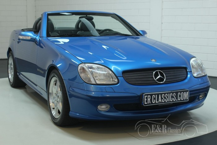 Mercedes-Benz SLK 230 cabriolet 2000 for sale