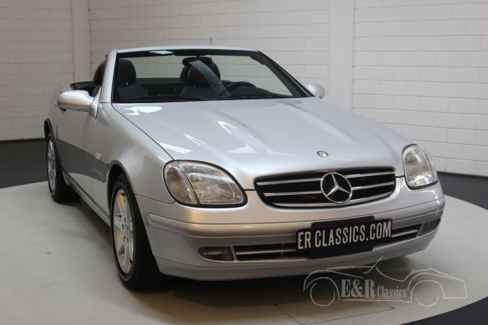 Mercedes-Benz SLK 230 1999  for sale