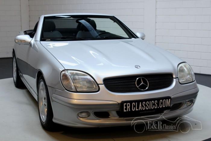 Mercedes Benz SLK 320 2001 for sale
