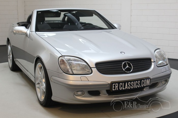 Mercedes-Benz SLK 320 V6 2003 for sale