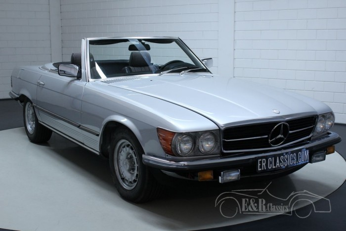 Mercedes-Benz 280SL convertible 1984 for sale