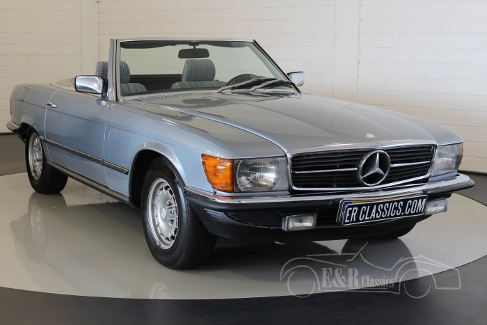 Mercedes-Benz 280 SL Cabriolet 1983 for sale