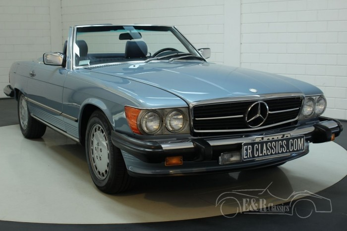 Mercedes-Benz 560 SL 1988 for sale