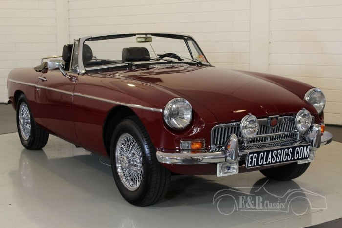 MGB Convertible 1976  for sale