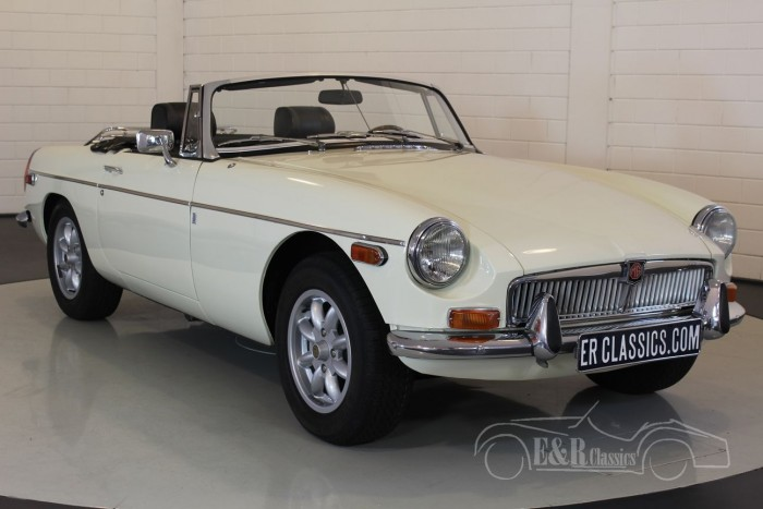 MG MGB Cabriolet 1973  for sale