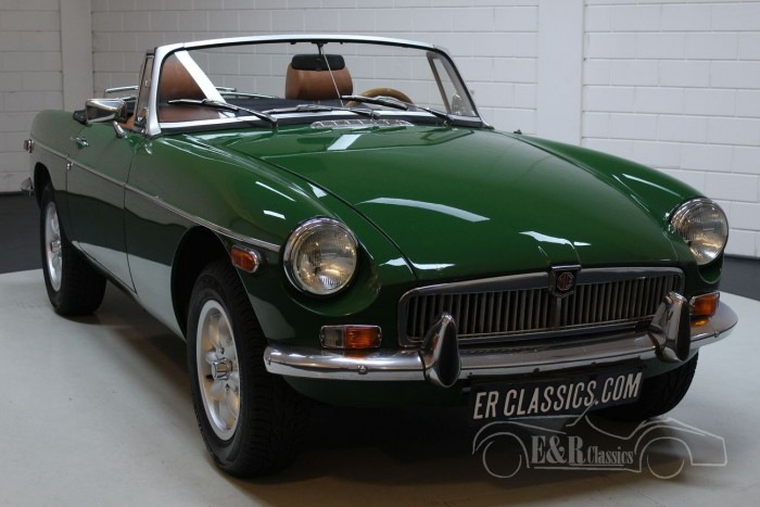 MG B Cabriolet 1979  for sale