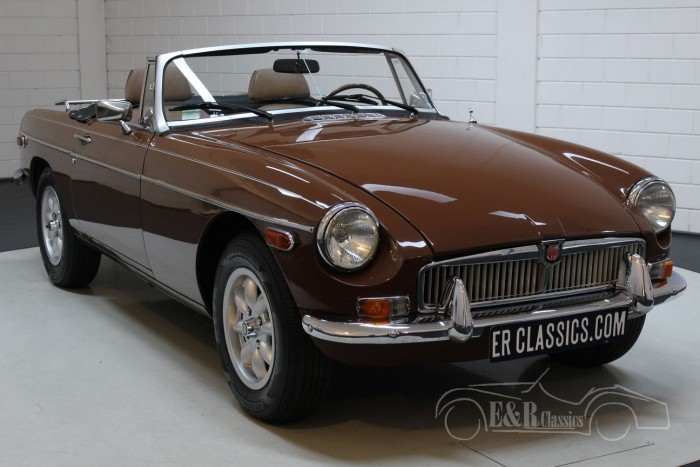 MG B Cabriolet 1980  for sale