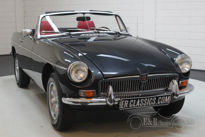 MGB Cabriolet Overdrive 1980 for sale