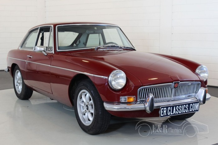 MGB GT coupe 1973  for sale