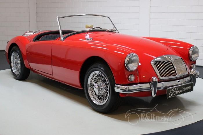 MG MGA 1955 for sale