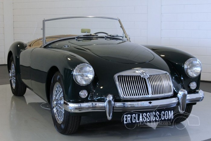 MG MGA Cabriolet 1957 for sale