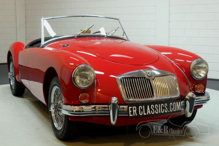 MGA 1600 Cabriolet 1959  for sale