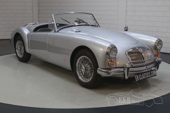 MG MGA Cabriolet for sale