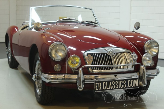 MGA Cabriolet 1960  for sale