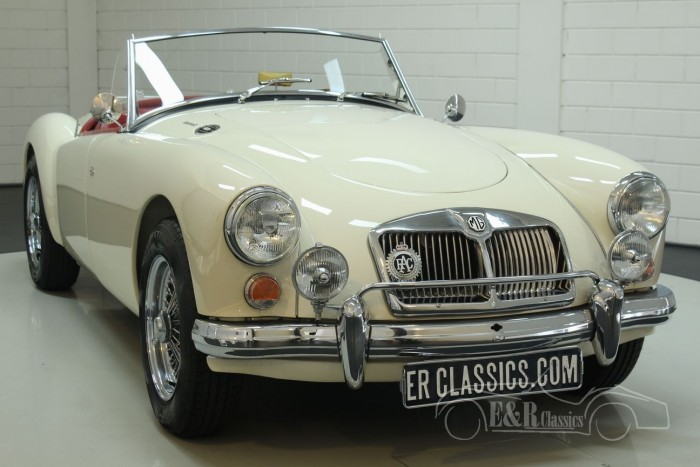 MGA 1622 MK2 cabriolet 1962  for sale