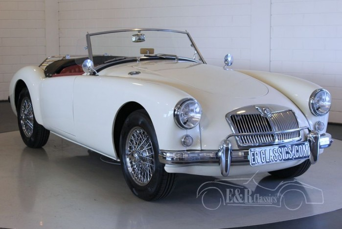 MGA 1600 Roadster 1957 for sale