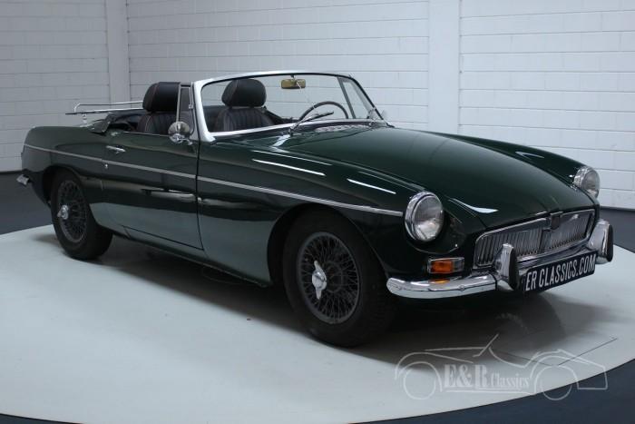 MG MGB 1967 למכירה