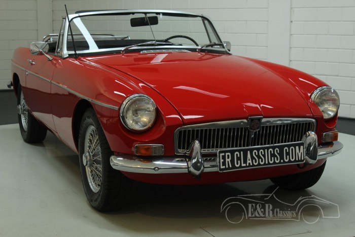 MG B cabriolet 1968  for sale