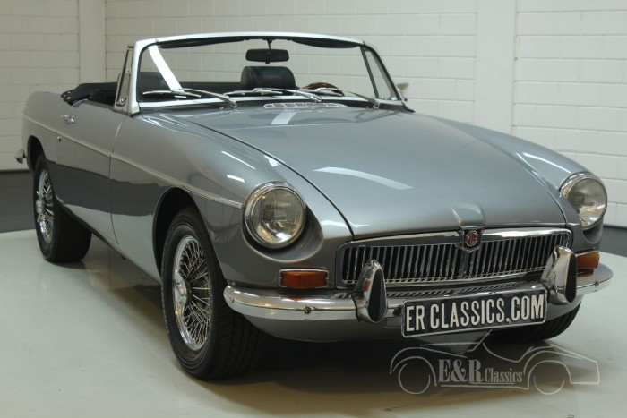 MG B cabriolet 1970  for sale