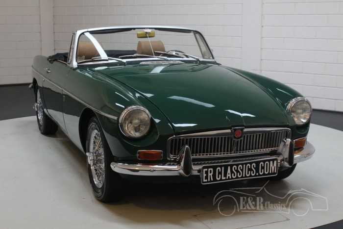 MGB Cabriolet 1971 for sale