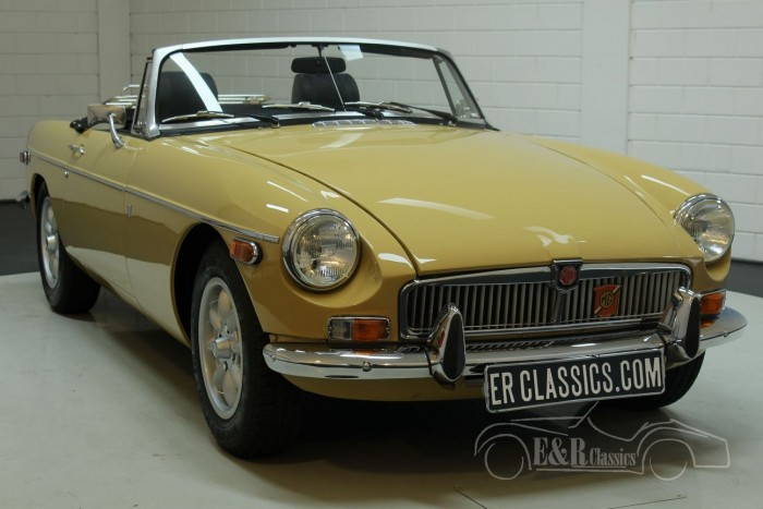 MG B cabriolet 1972  for sale